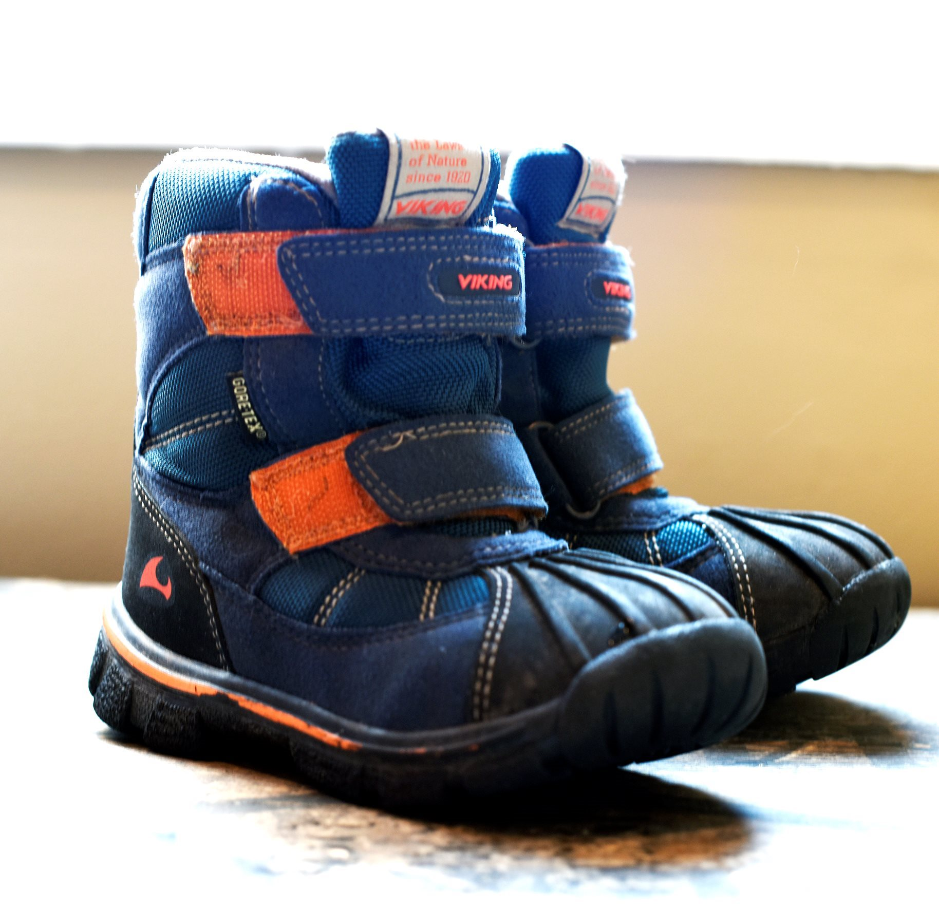 24e75c172d1 Viking Gore Tex skor/vinterkängor i strl. 28 (336619245) ᐈ Köp på ...