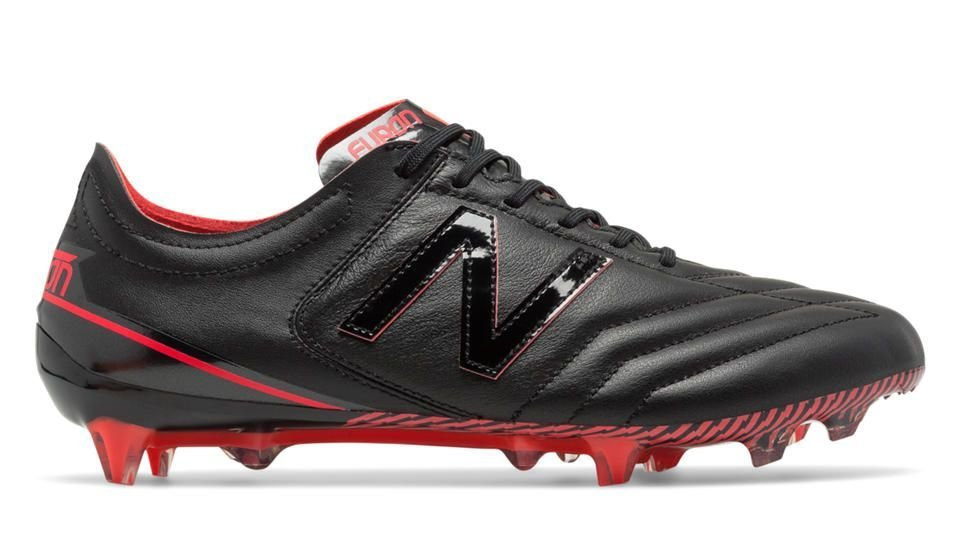 New Balance Furon 3.0 K-Leather FG, stl 42, Fotbollsskor