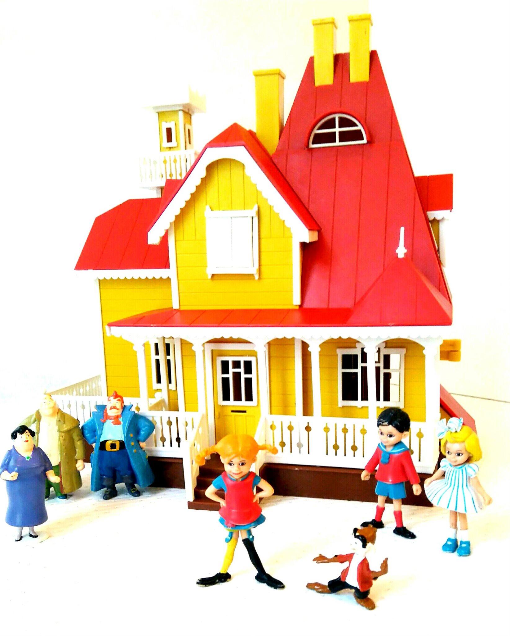 huset til pippi langstrømpe
