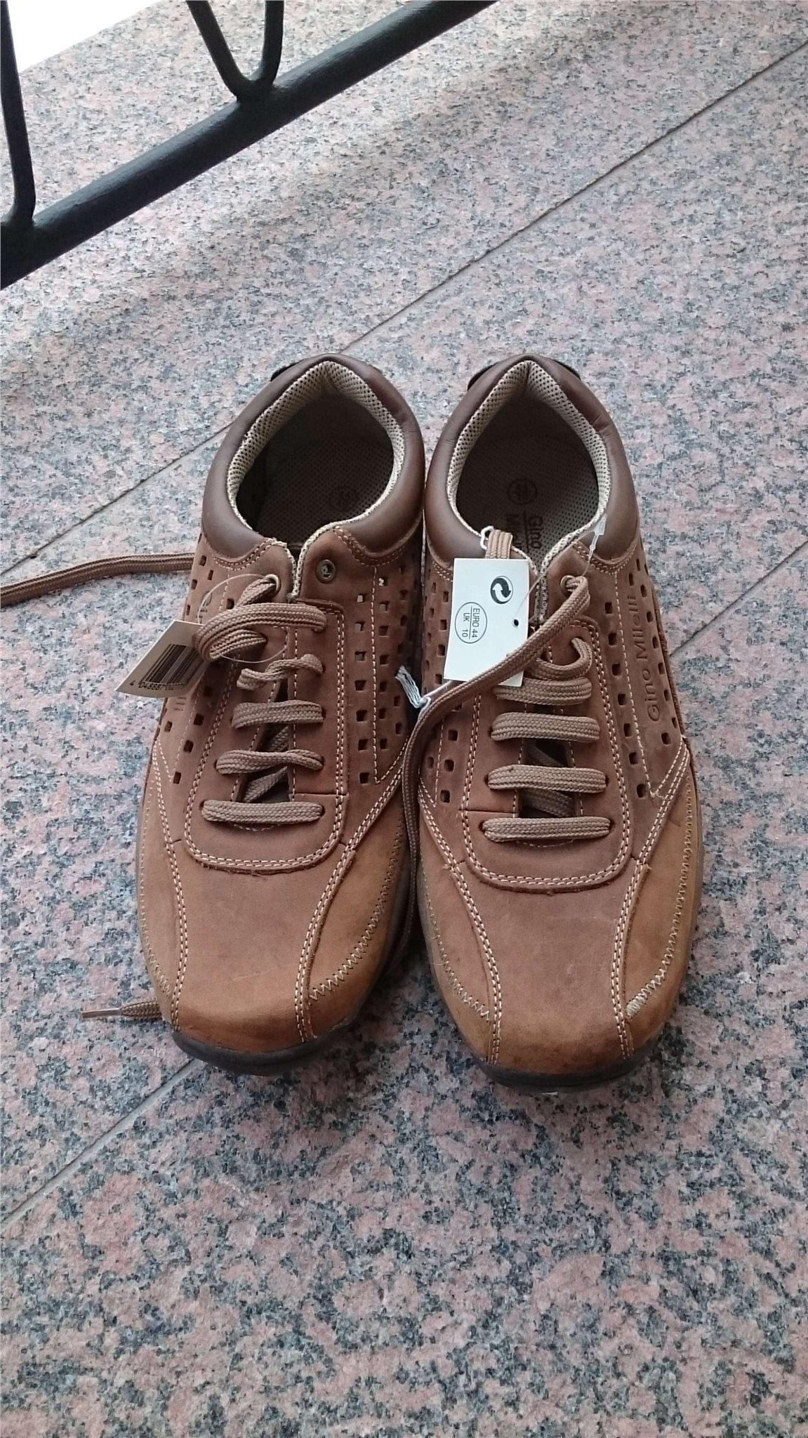 e19bf81404a Outdoor skor ( lågskor ) i skinn herrmodell sto.. (340997116) ᐈ Köp ...