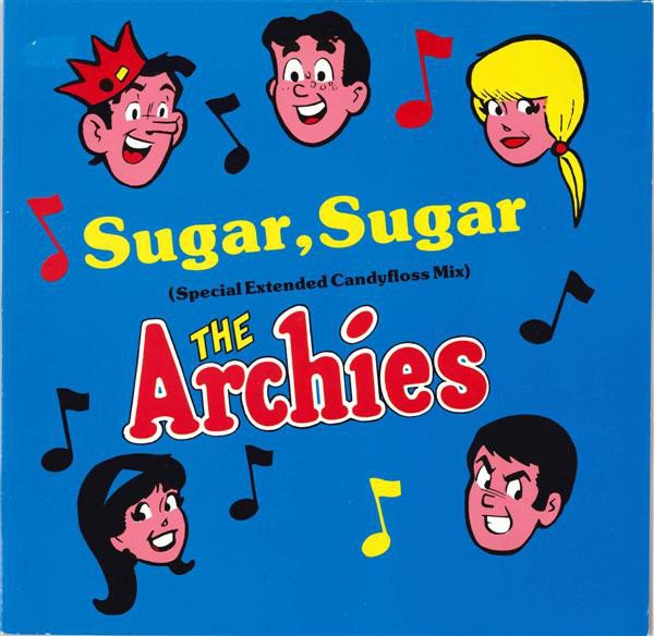Maxi  The Archies  Sugar Sugar Candyflox mix