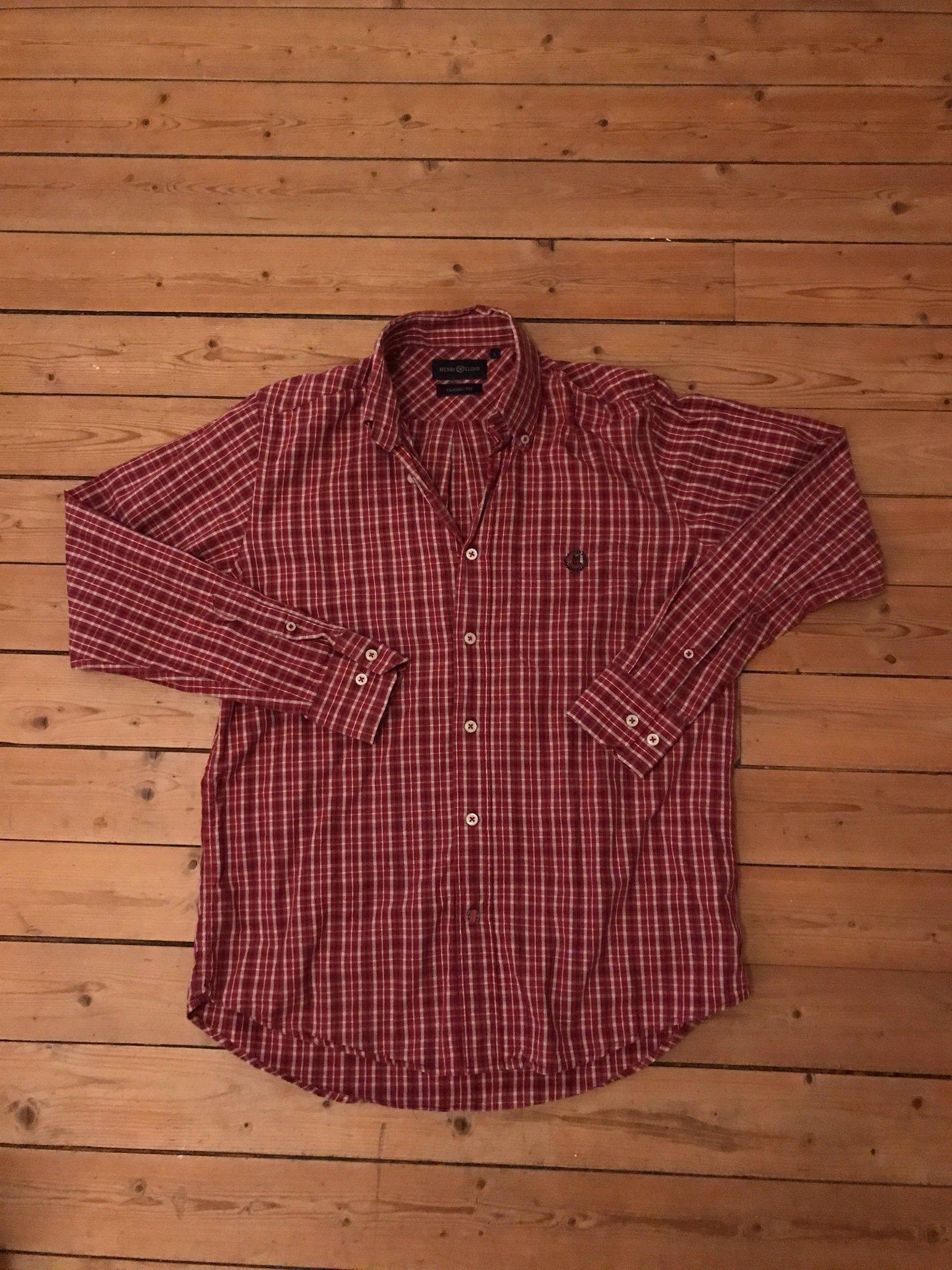 Storbritannien tillgänglighet begränsad garanti första kurs Henri Lloyd skjorta (386804488) ᐈ Köp på Tradera