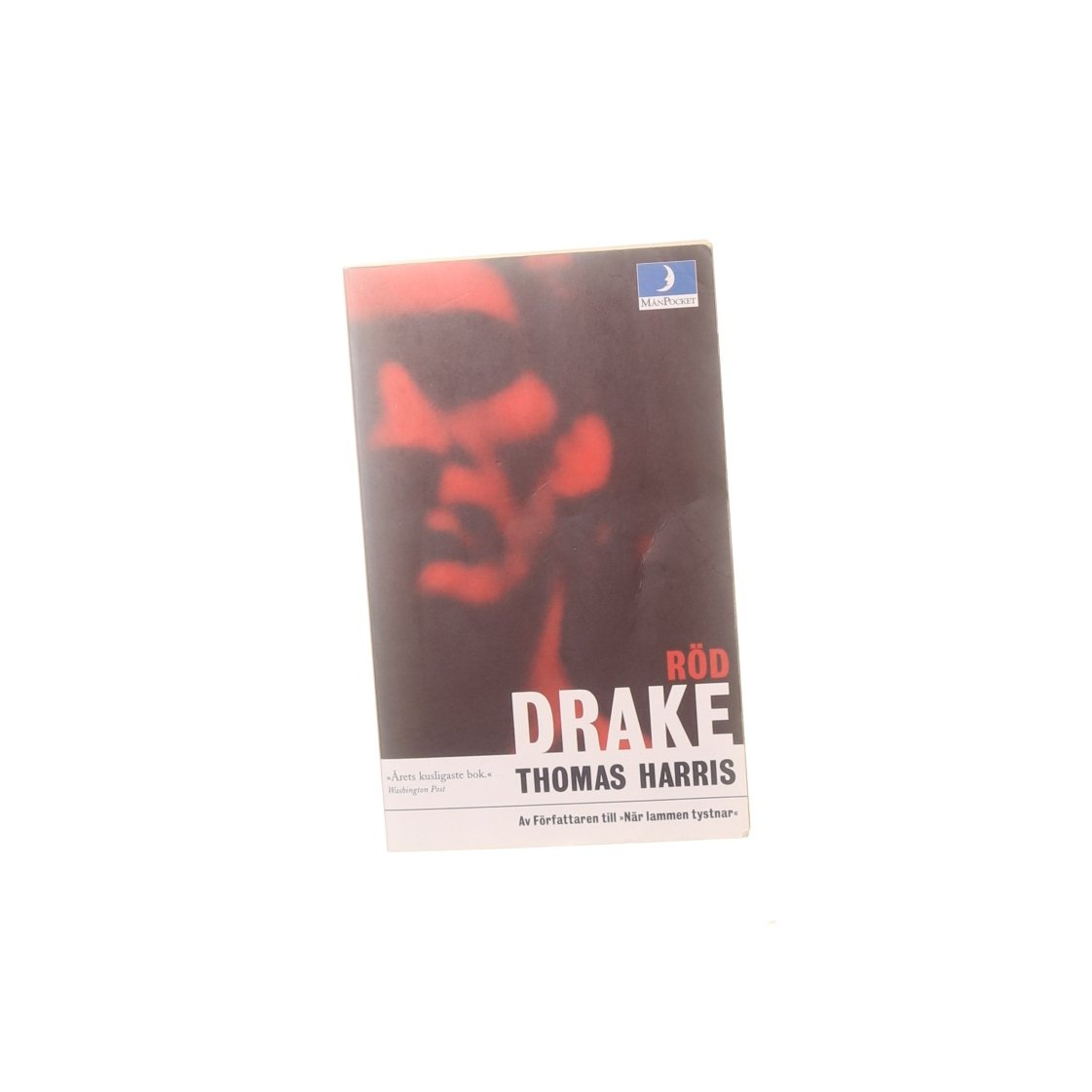Bok, Röd drake, Thomas Harris, Pocket, ISBN: 9789176436431, 2000