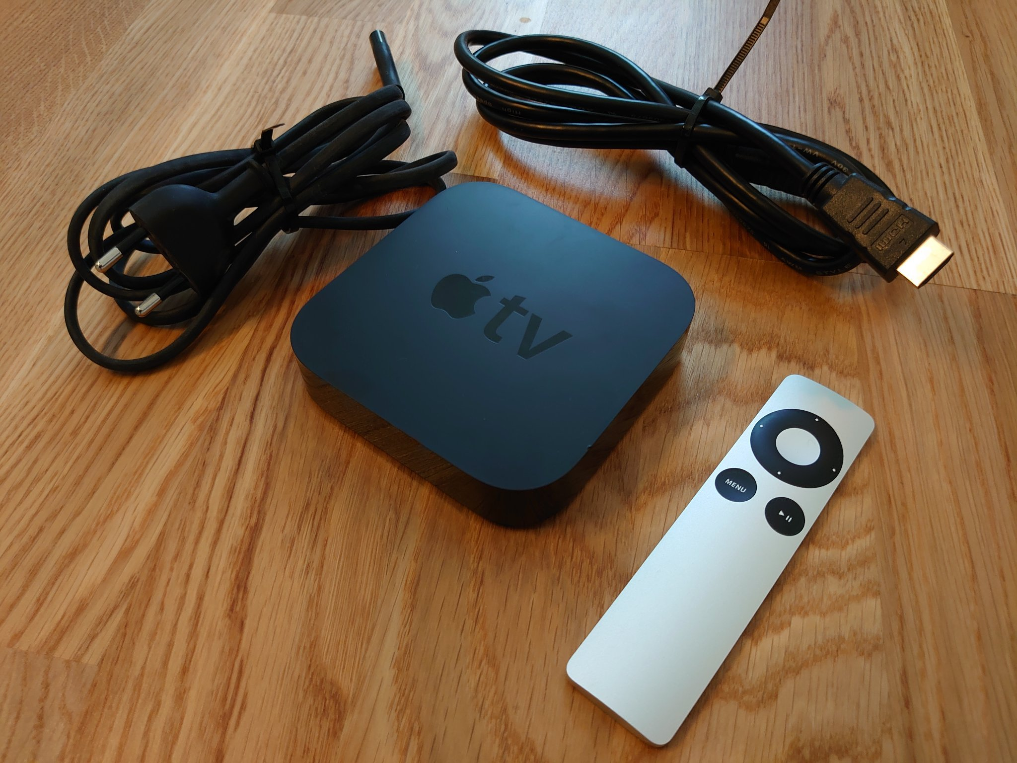 Apple TV Generation 3 (A1469) inkl. HDMI-kabel