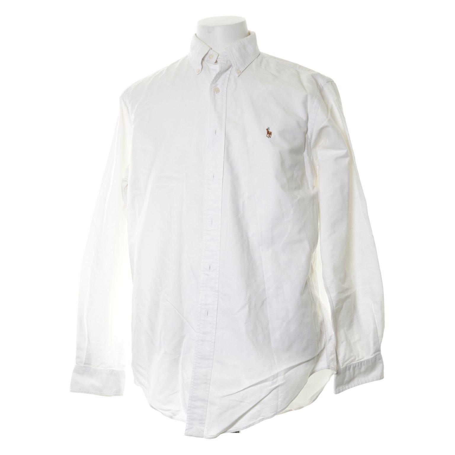 Polo Ralph Lauren, Skjorta, Strl: XL, Vit