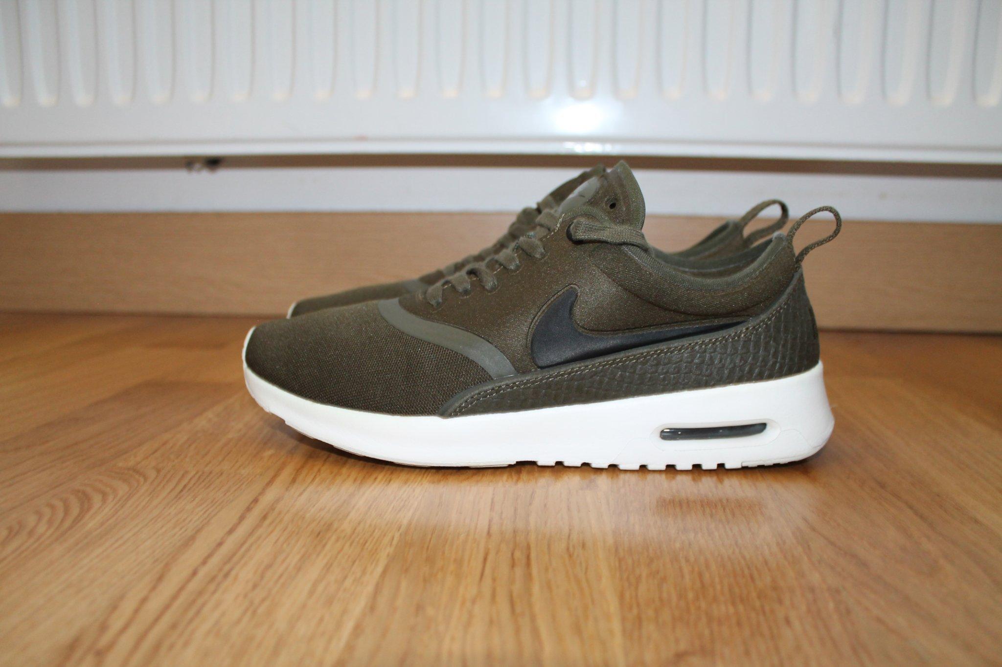 hot sale online d30e0 a2d49 Nike Air Max Thea Ultra Träningsskor i storlek 38!! i fint skick