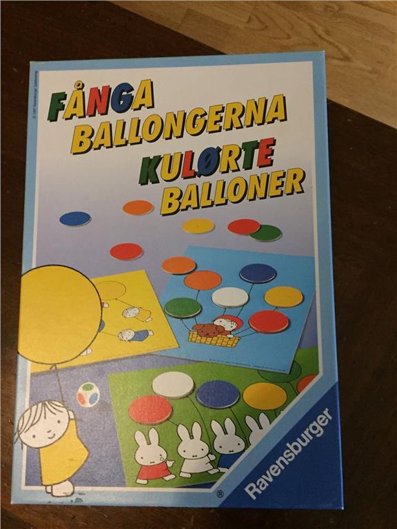 spel fånga ballongerna