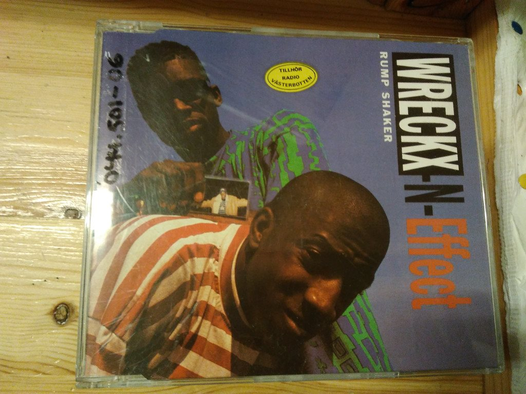 Wreckx-N-Effect - Rump Shaker, CD