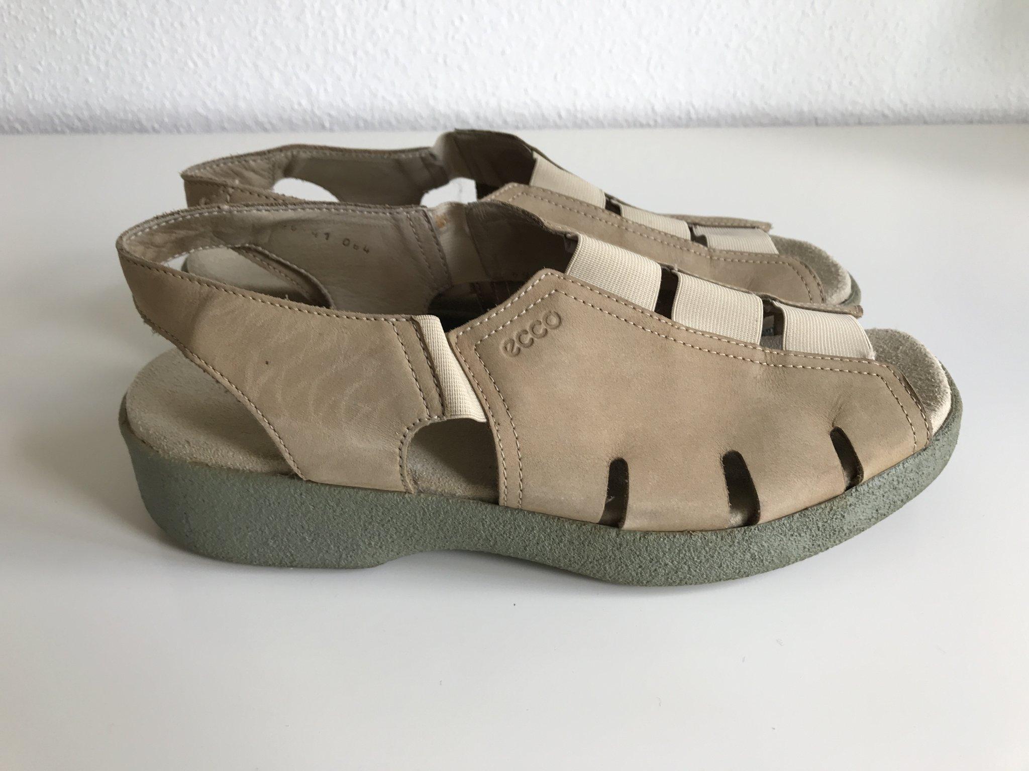4827c71c41e Ecco ECCO Soft sandaler skor storlek 41 (351277745) ᐈ Köp på Tradera