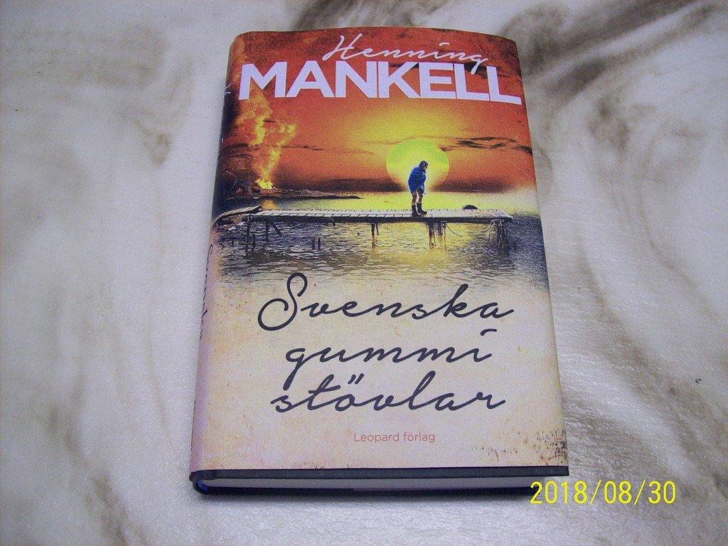 Henning Mankell Svenska Gummistövlar (321385245) ᐈ