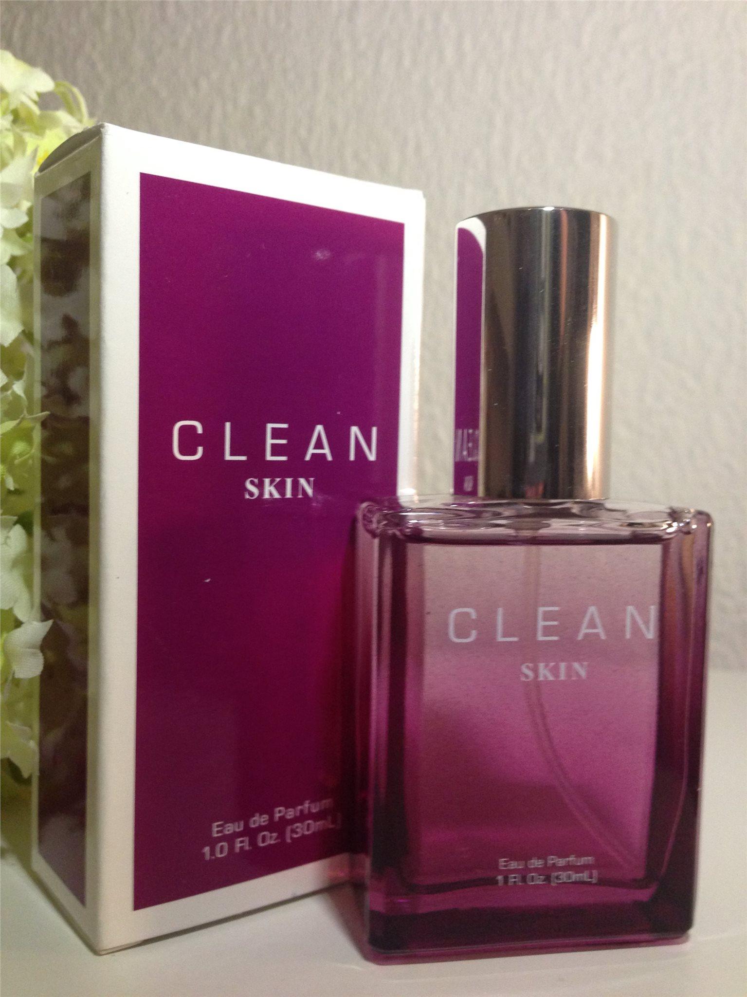 parfym clean skin