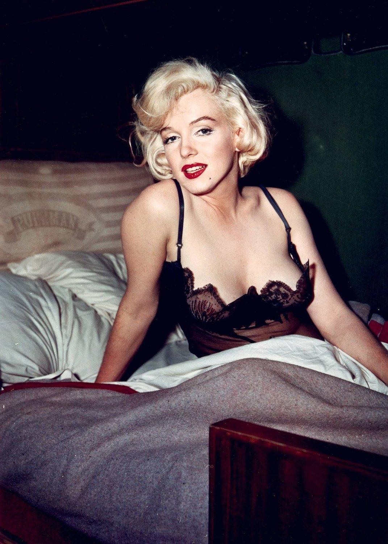 Marilyn Monroe by Andre De Gienes | Hollywood Golden Era