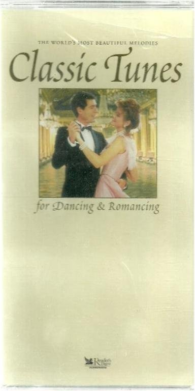 CLASSIC TUNES FOR ROMANCING & DANCING (3 KASSETBAND BOX)
