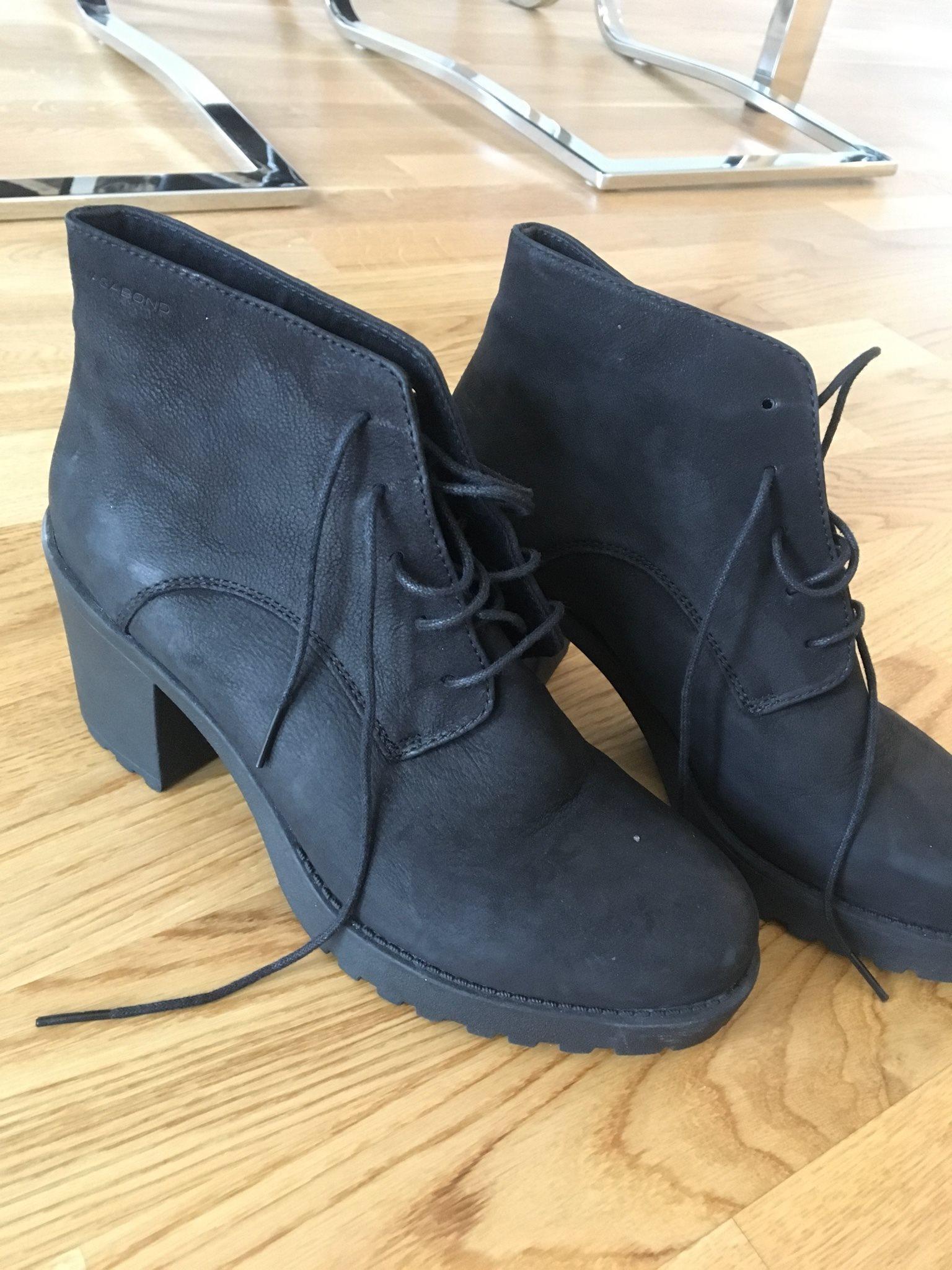 höst vinter skor