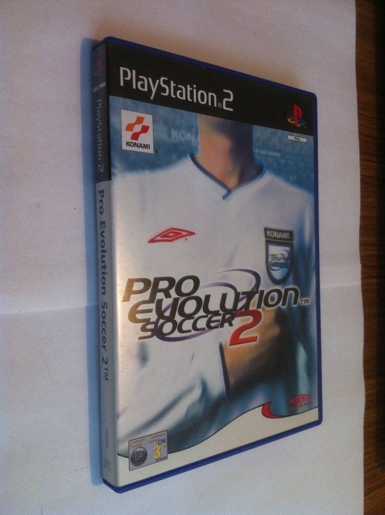 PS2: Pro Evolution Soccer 2 (II) (PES 2) (319927460) ᐈ Köp