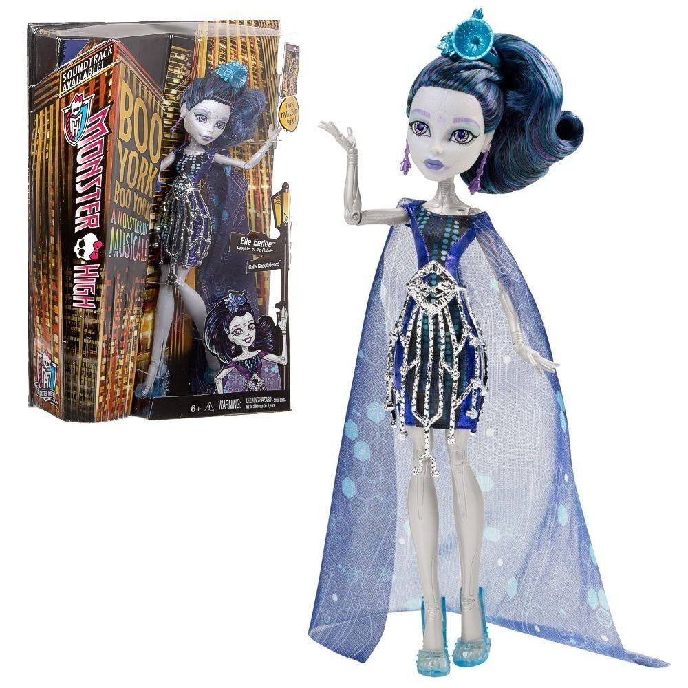 Elle Eedee - Boo York - Monster High docka