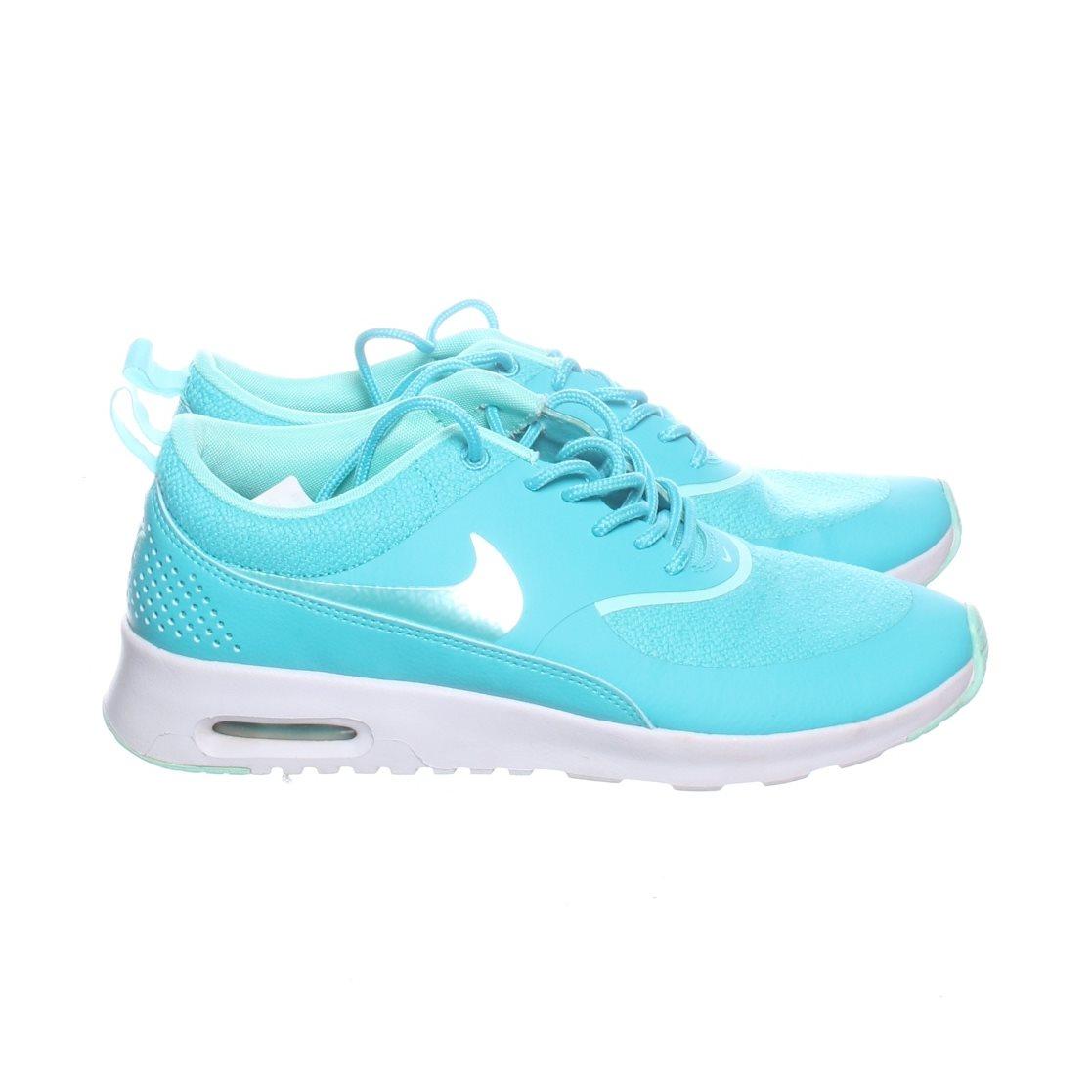 buy online ad75c 57e7b Nike, Sneakers, Strl  40, Air max thea, Blå Vit