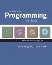 Introduction to Programming in Java: An Interdisciplinary Approach(Häftad, 2007)