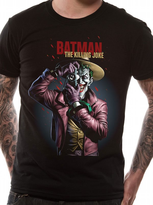 BATMAN - KILLING JOKE (UNISEX) - Medium