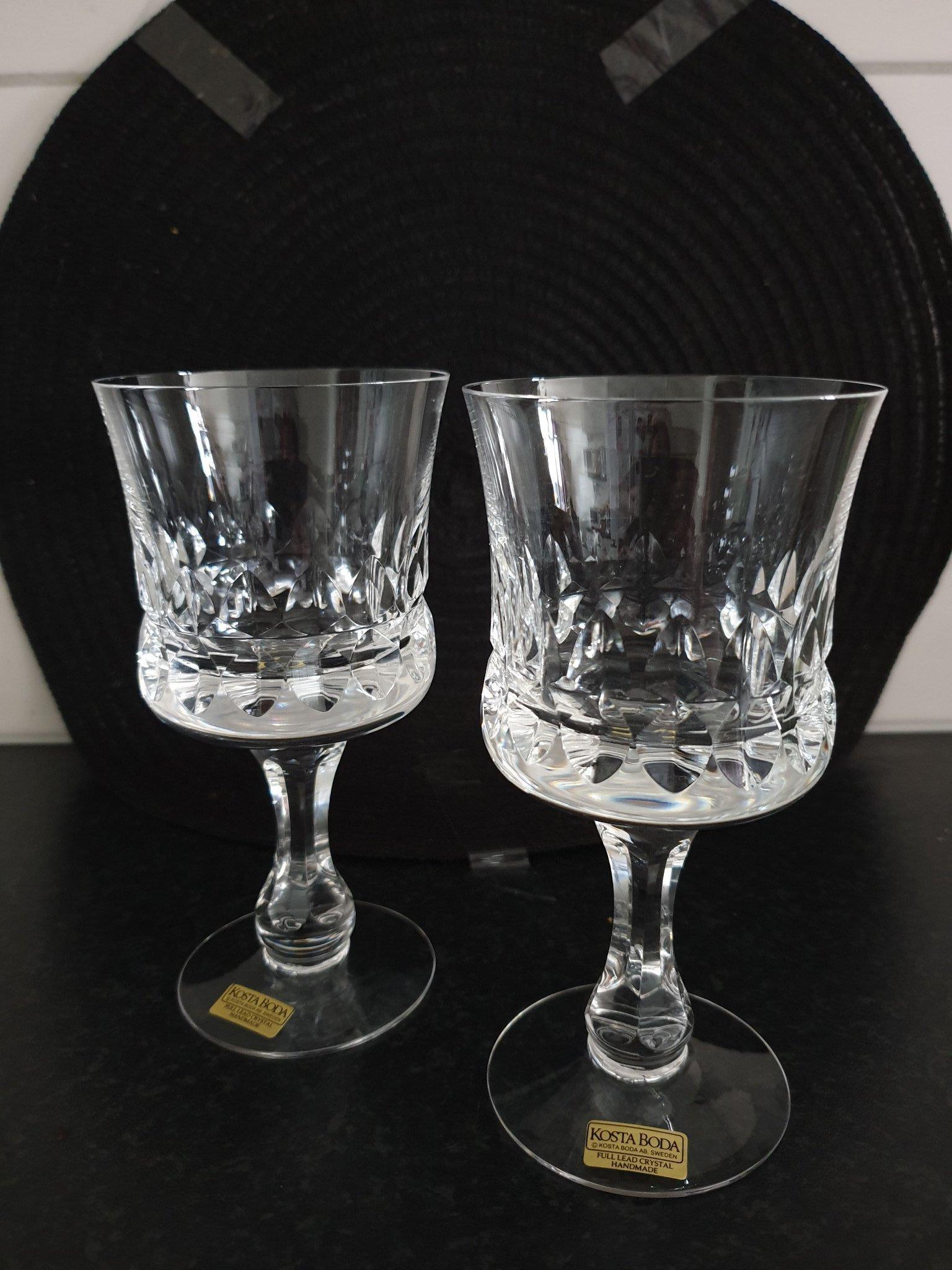 Smarte ressurser Kosta Boda vinglas (346281916) ᐈ Köp på Tradera VJ-93