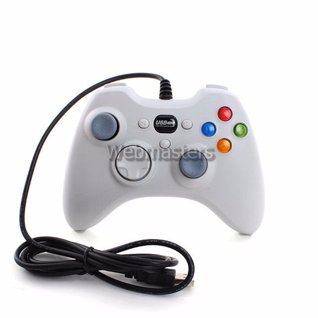 USB Joystick Gaming Controller Gampe Pad PC/Laptop