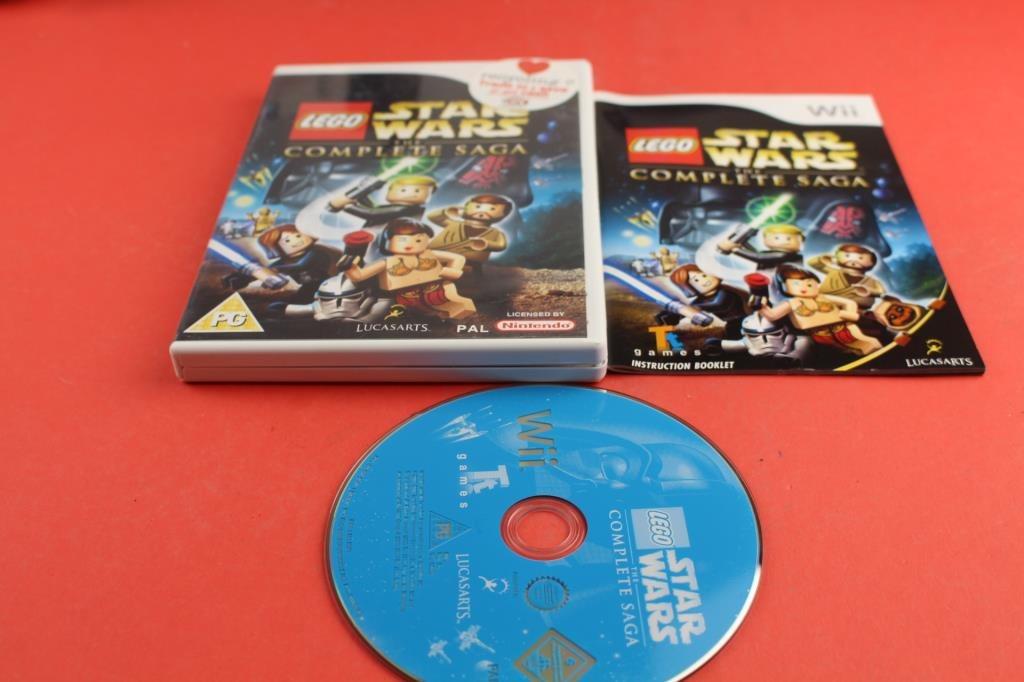 lego star wars wii instruction manual