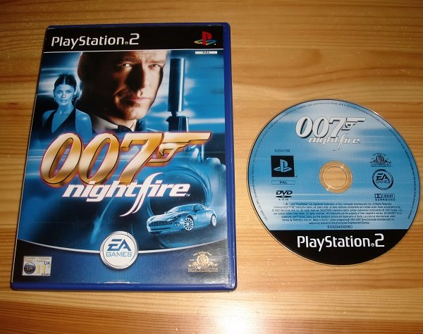 PS2: James Bond 007 Nightfire