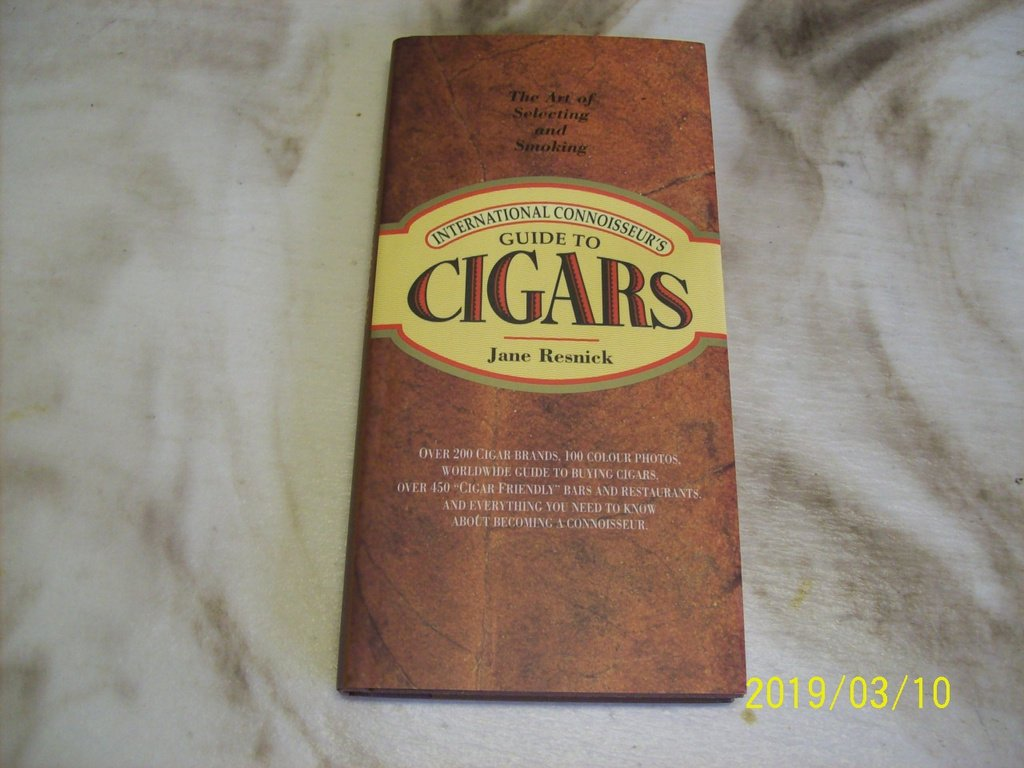Guide to Cigars - OBS Engelstextad bok