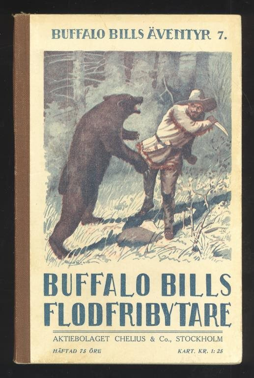 Buffalo Bills flodfribrytare.