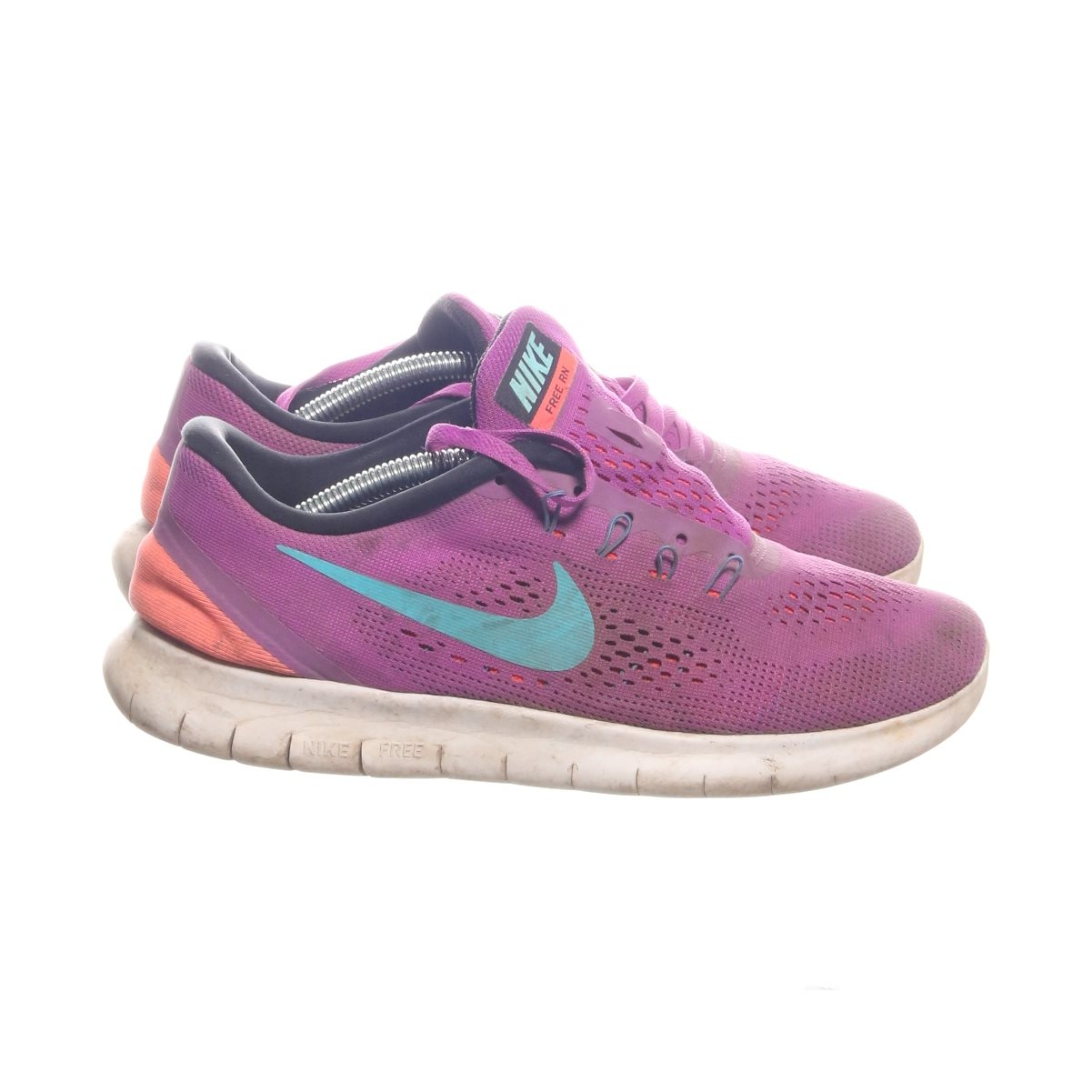 buy popular 8481d 804b4 Nike Free Run, Löparskor, Strl 40,5, LilaFlerfärgad