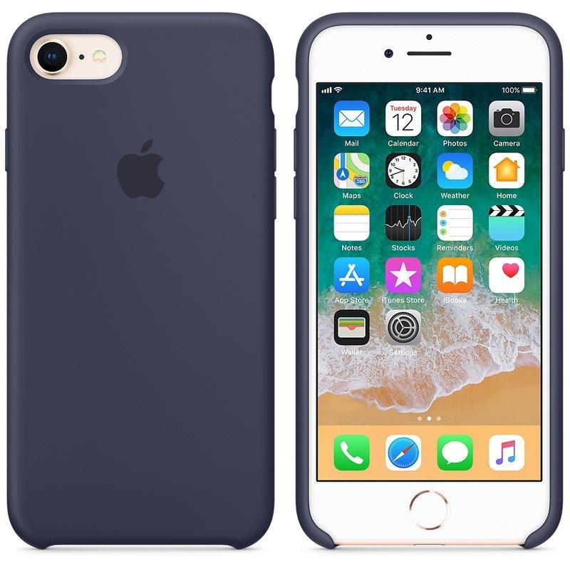 Apple Läderskal för iPhone 7 Plus 8 .. (328845435) ᐈ Teknikhouse på ... 2fe79ea4dad1b