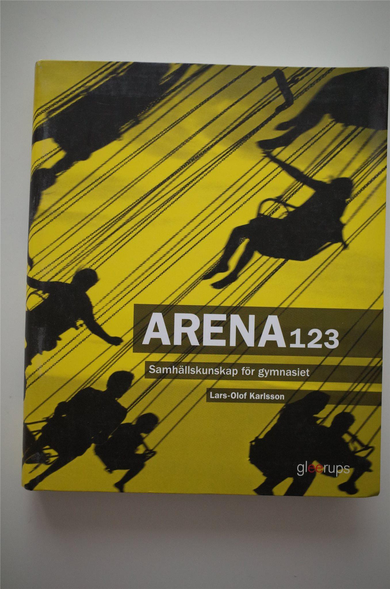 Arena 123 kurslitteratur