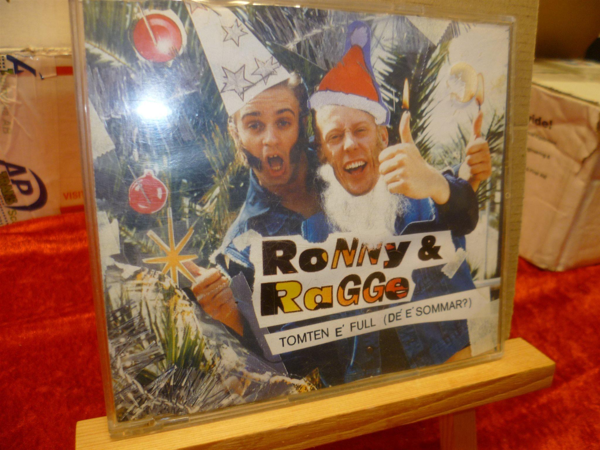 ronny och ragge cd