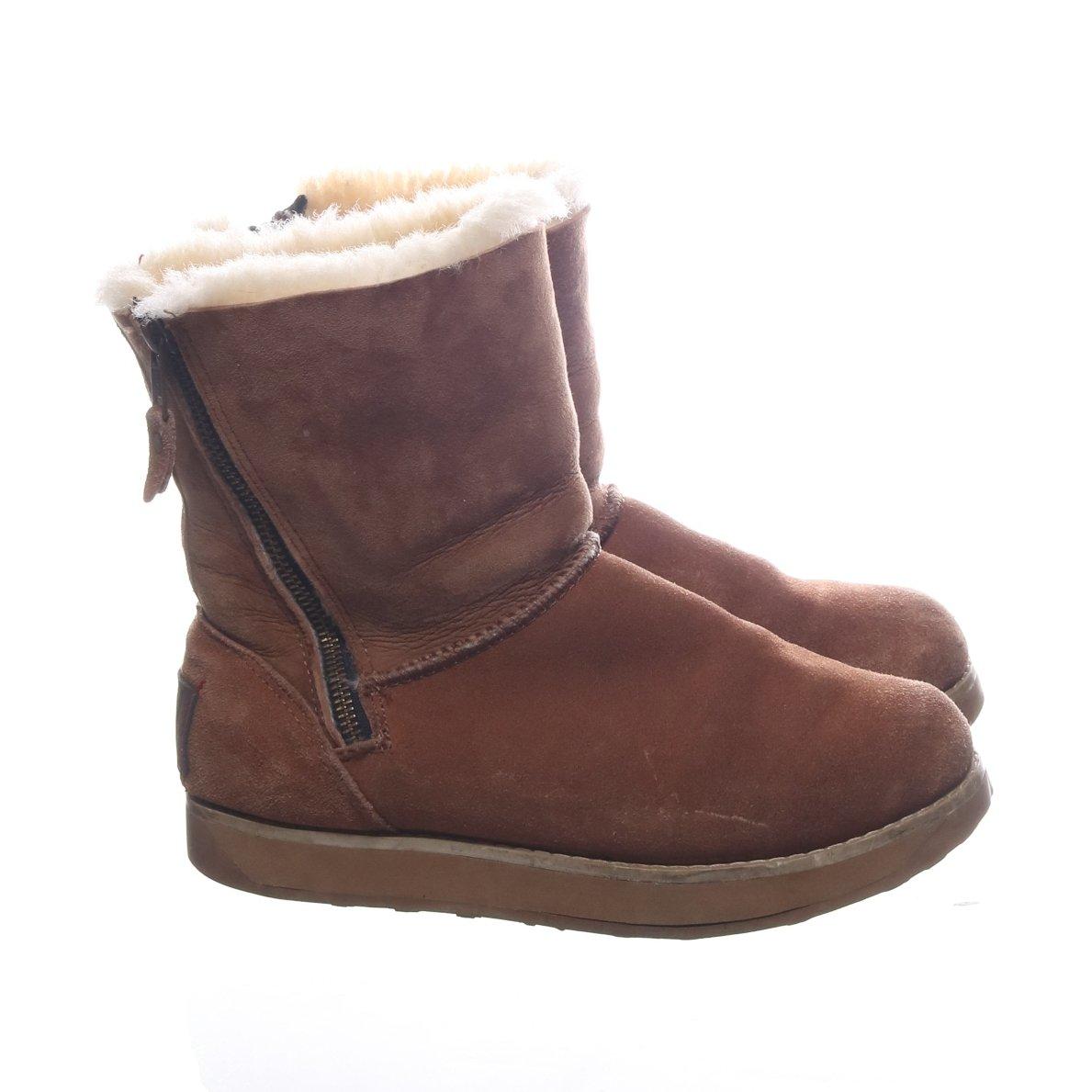 Canada Snow, Boots, Strl: 36, Brun, MockaSkinn