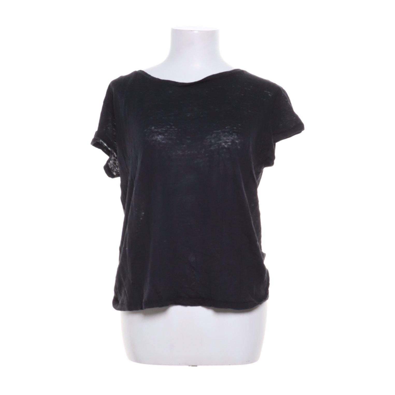 Acne Studios, T shirt, Strl: L, Svart, Linne