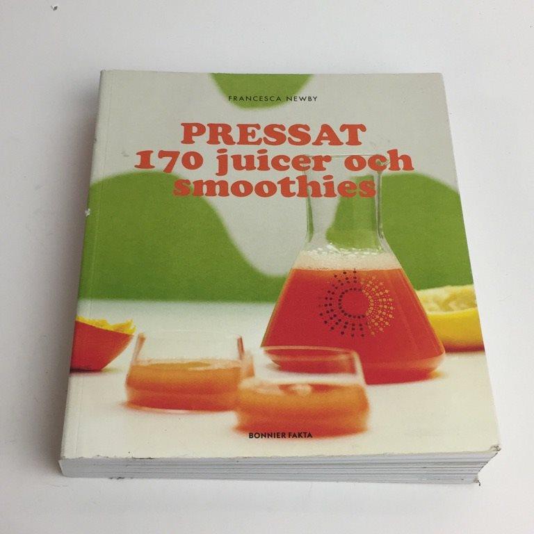 pressat 170 juicer och smoothies