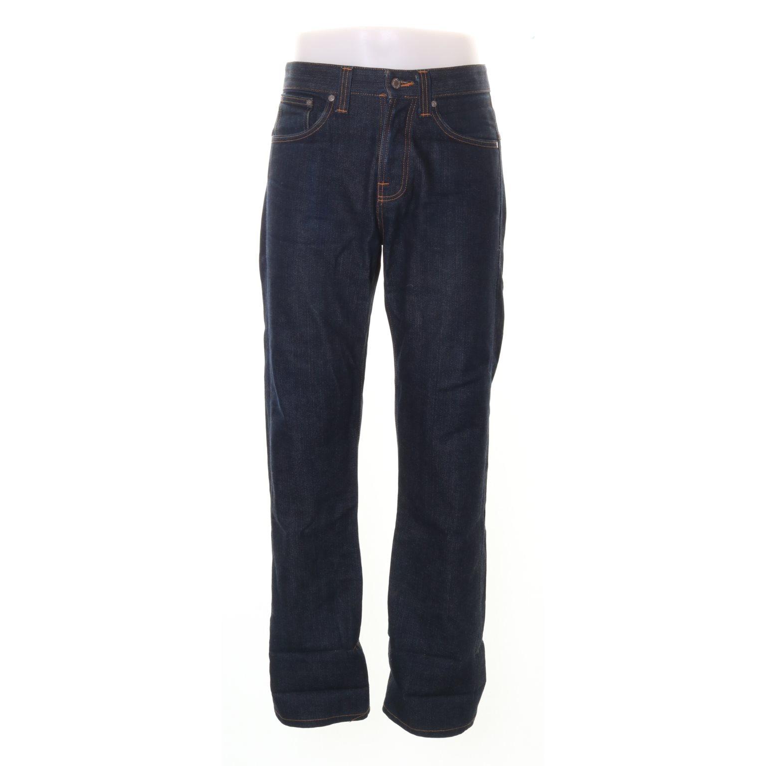 Nudie Jeans, Jeans, Strl: 29/32, Mörkblå