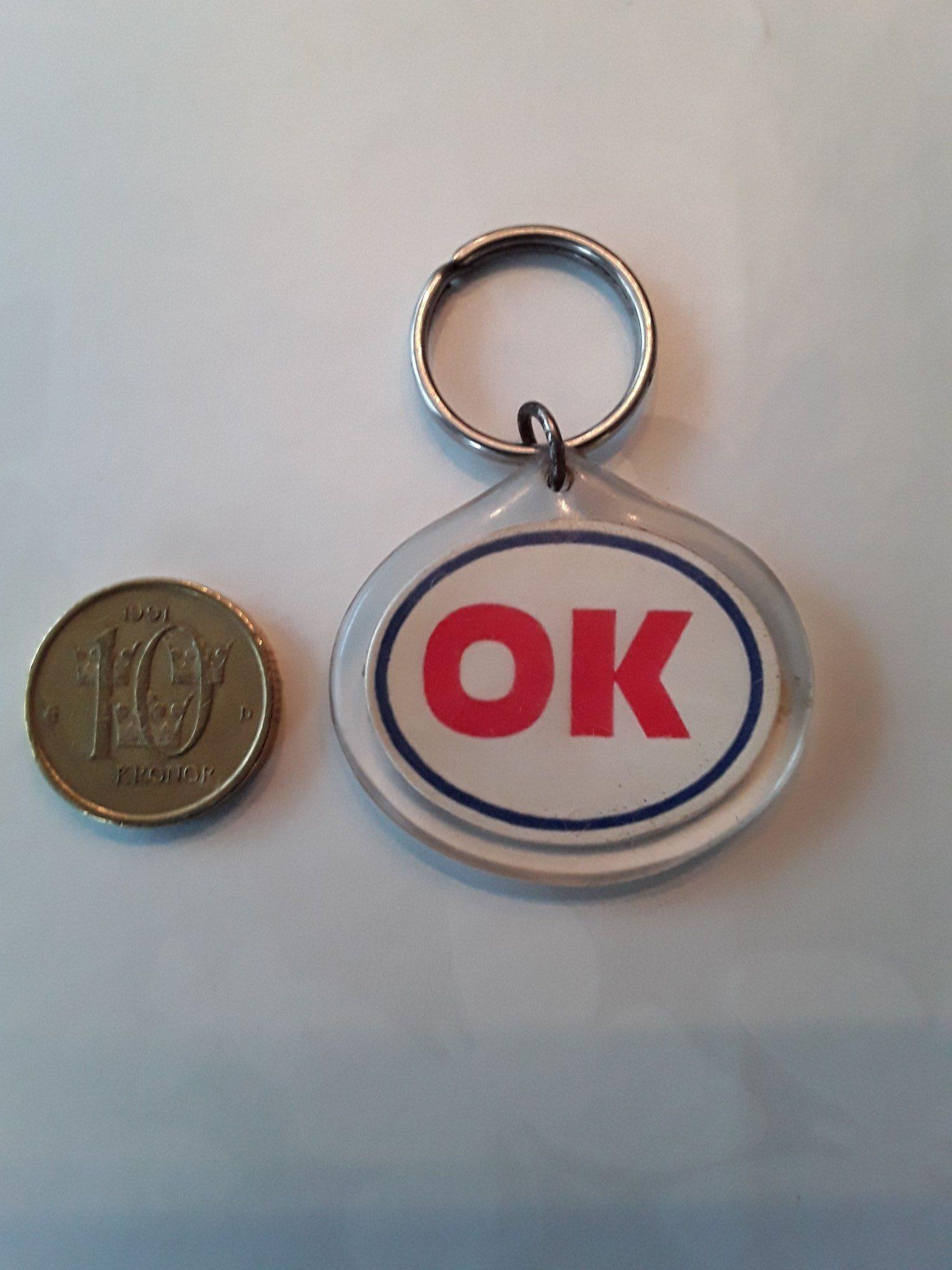 Ok bensin nyckelring (339831521) ᐈ Köp på Tradera 21c05bc84cdd5
