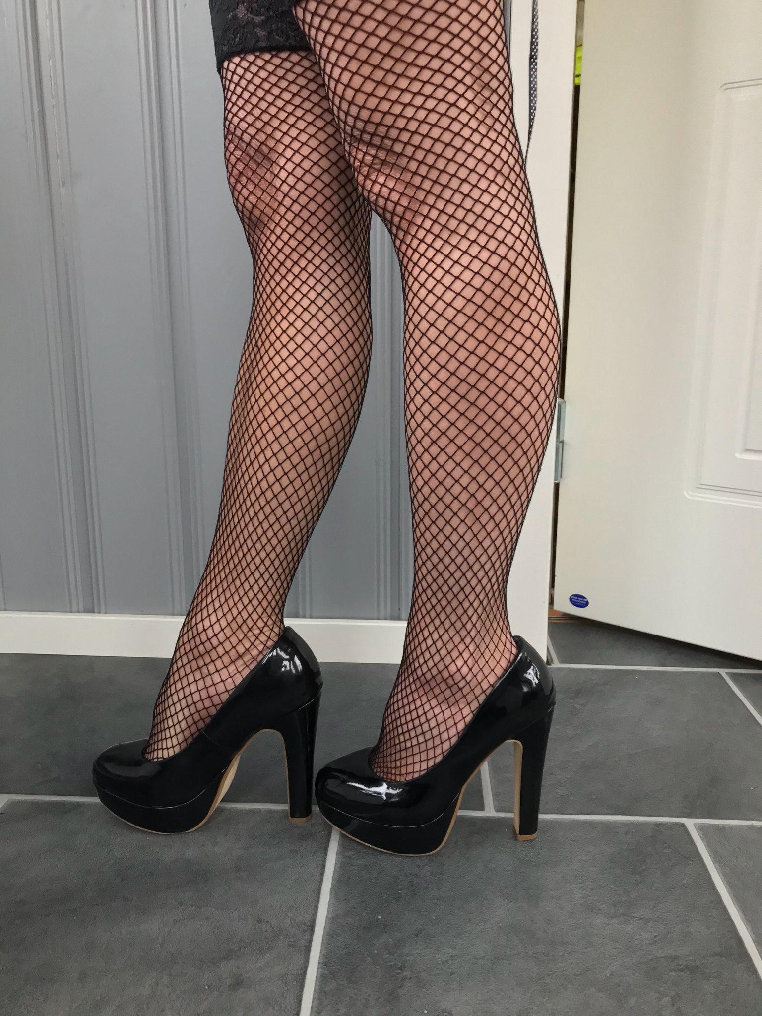sexiga högklackade skor