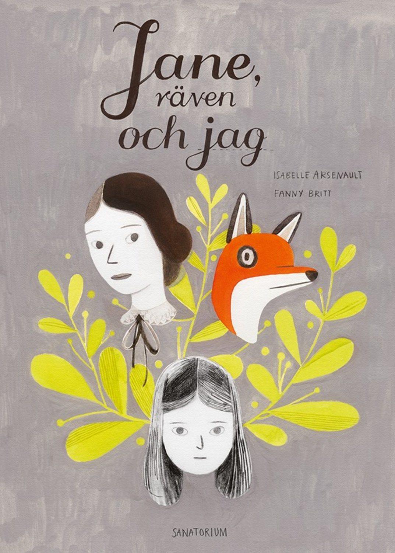 Jane, räven och jag 9789187243134