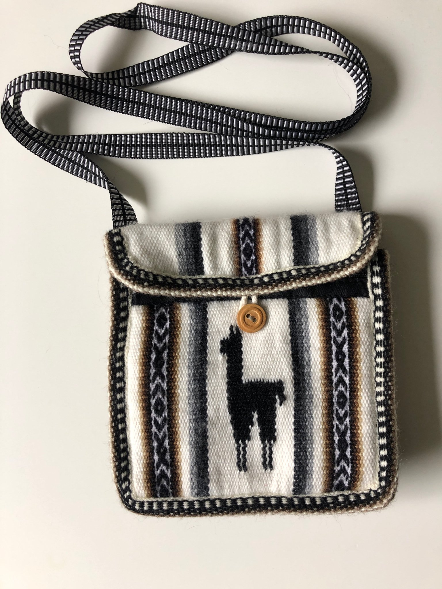 Liten fin väska från peru! NY inkaSydamerikaazteclama