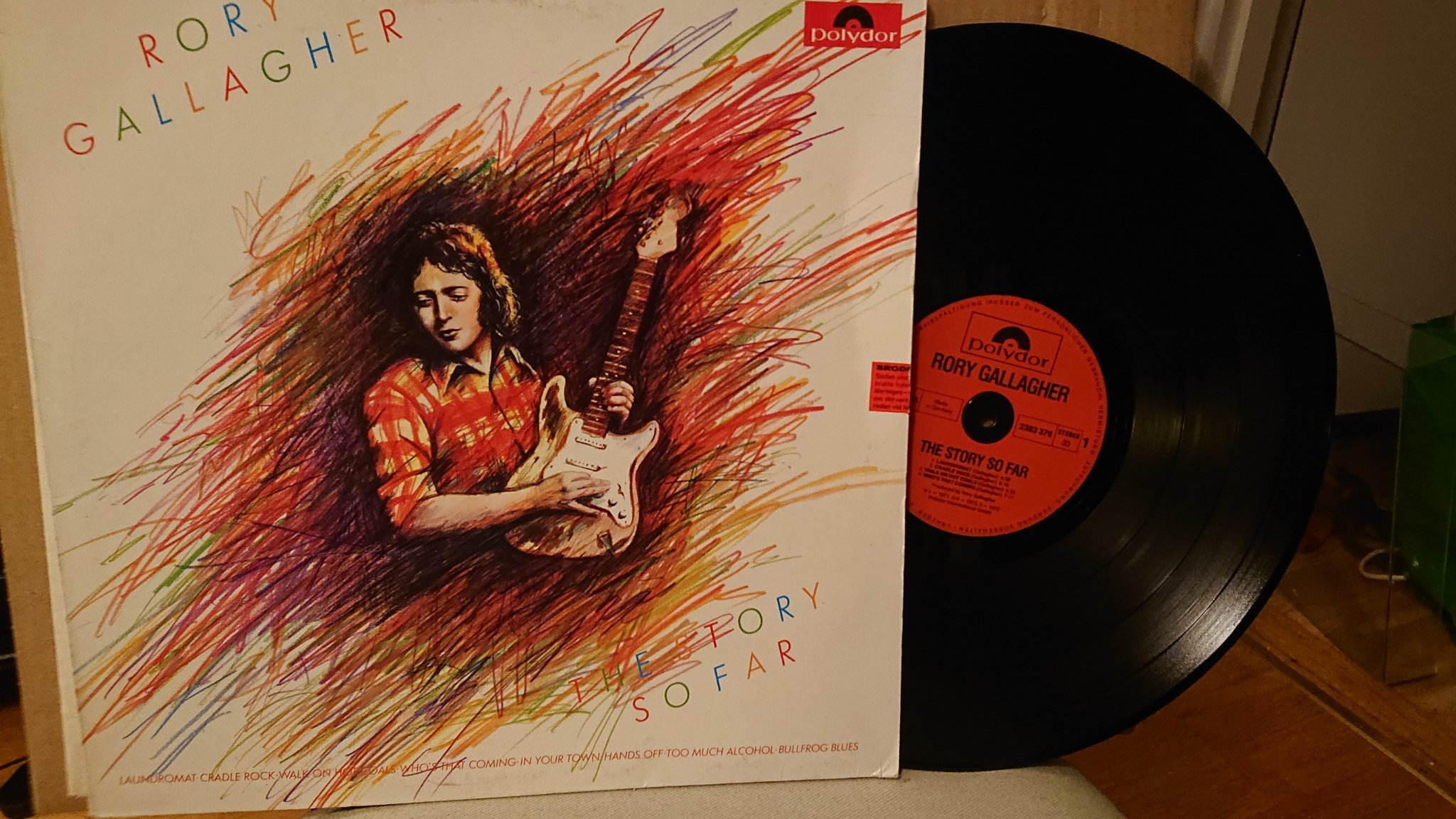 Rory Gallagher - The Story So Far 1975 (Compilation)