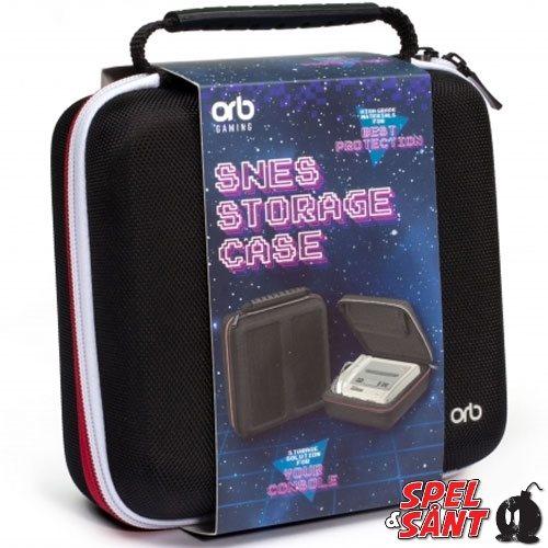 ORB SNES Classic Storage Case (297247656) ᐈ SpelochSånt på Tradera