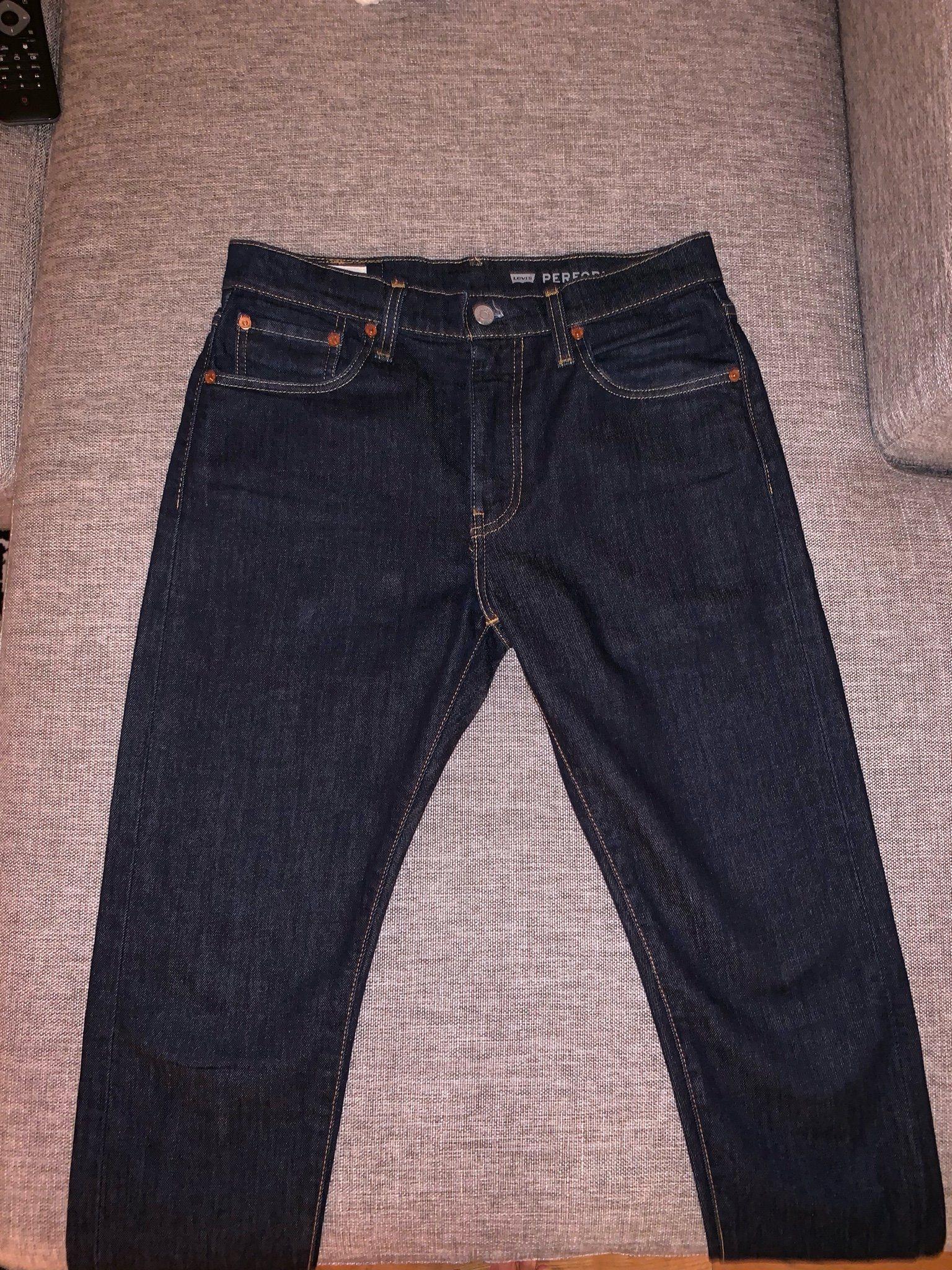 49cd5754716 Levis jeans, storlek 30/30 (340558540) ᐈ Köp på Tradera