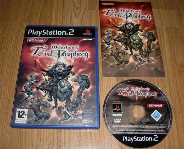 PS2: McFarlane´s Evil Prophecy