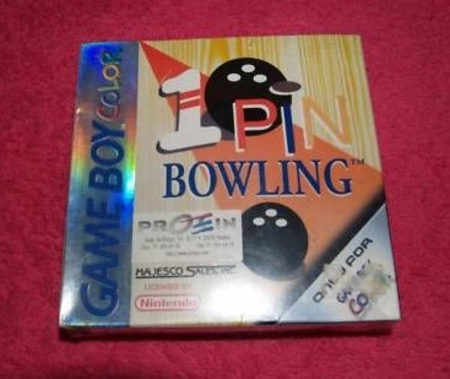 10 Pin Bowling - Gameboy Color