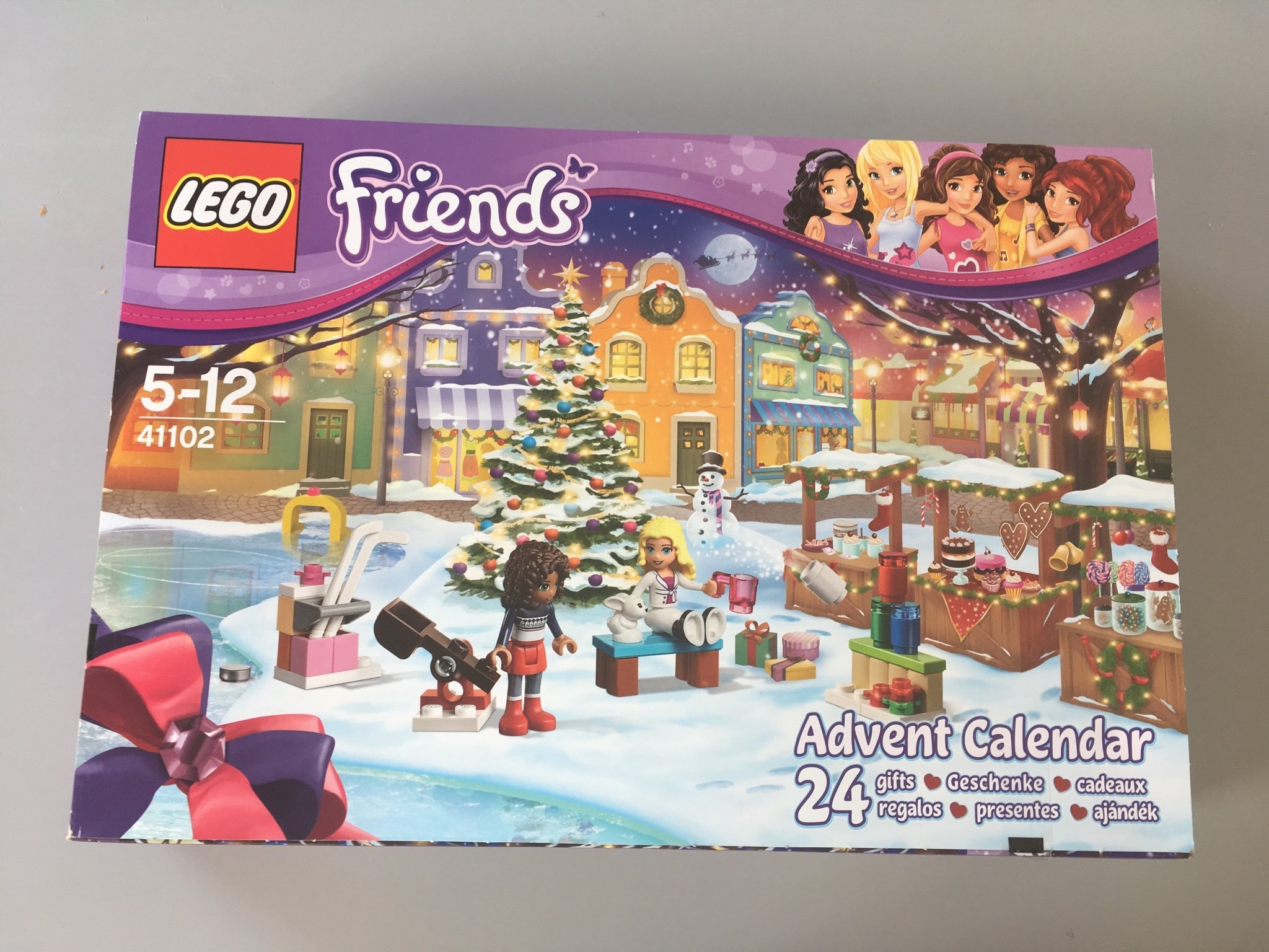 Weihnachtskalender Lego Friends.Ny Lego Friends Adventskalender 2015 41102 358997814 ᐈ Köp På