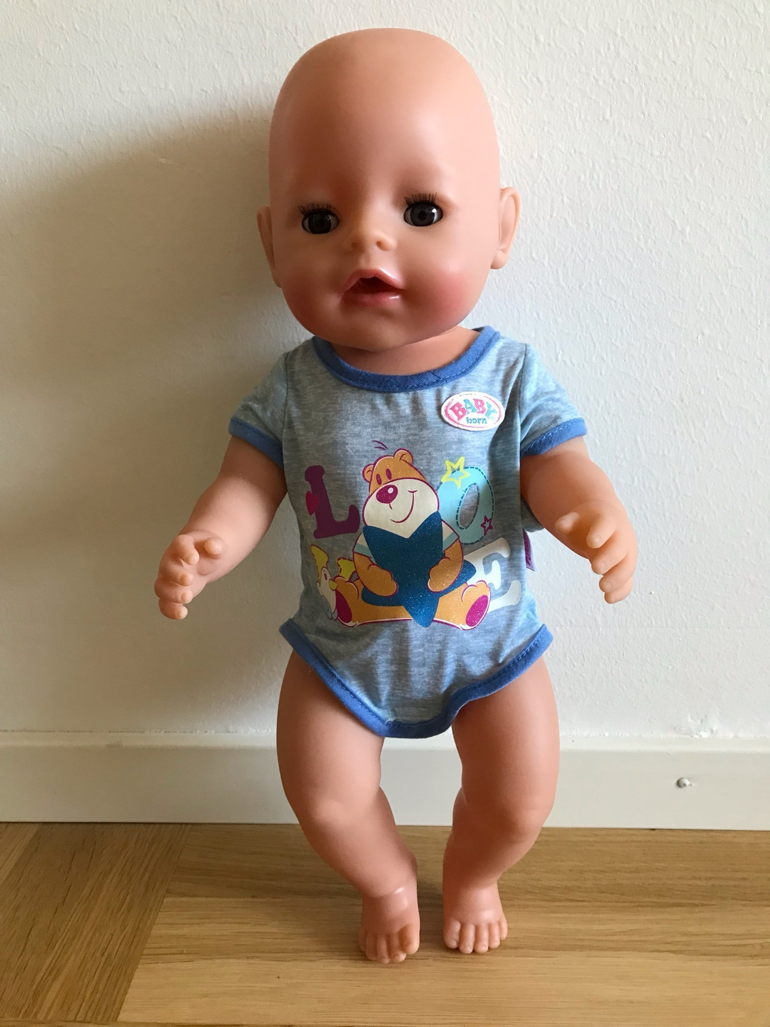 baby born kläder pojke