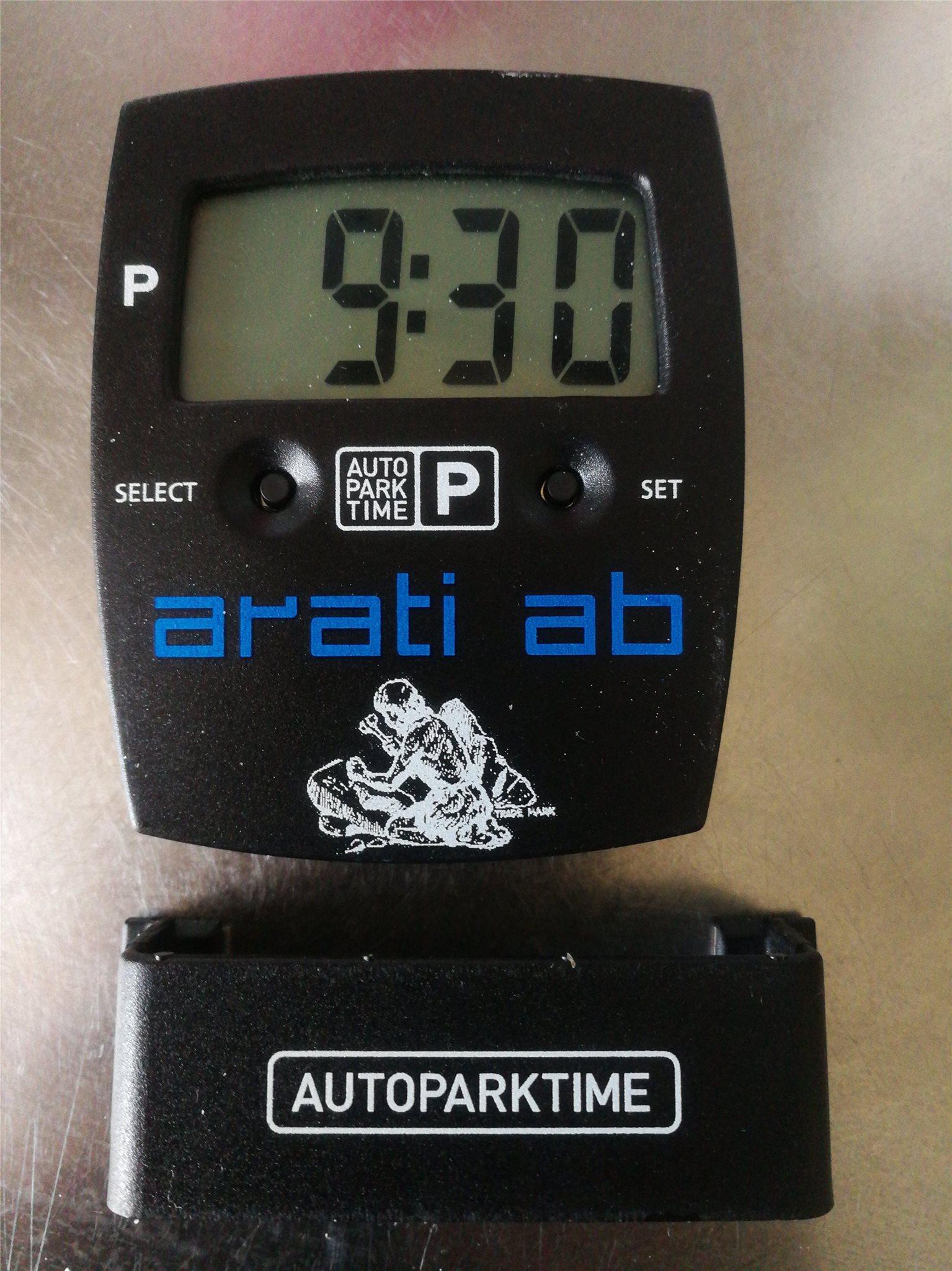 auto park time