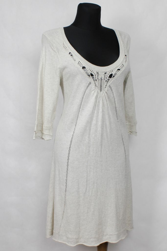 54c9bbd408af Cream / Underbar klänning / boho / storlek 40 ! (287249787) ᐈ Köp ...